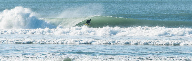 Cours de surf privé avec votre surf guide en Gironde